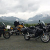 "Honda Canada at Isabel Glacier, Alaska.  , <a href=""http://www.motoquesttours.com/custom-tours.php"">http://www.motoquesttours.com/custom-tours.php</a>"