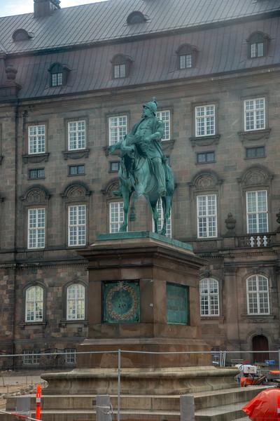Christiansborg Slotskirke, Copenhagen, København, Denmark
