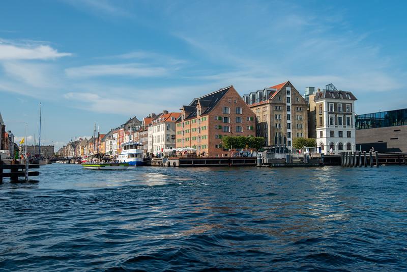 Copenhagen Canal Tour. Copenhagen, København, Denmark.