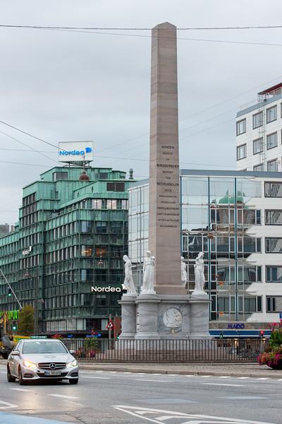 Hovedbanegården (Vesterbrogade), Copenhagen, Denmark