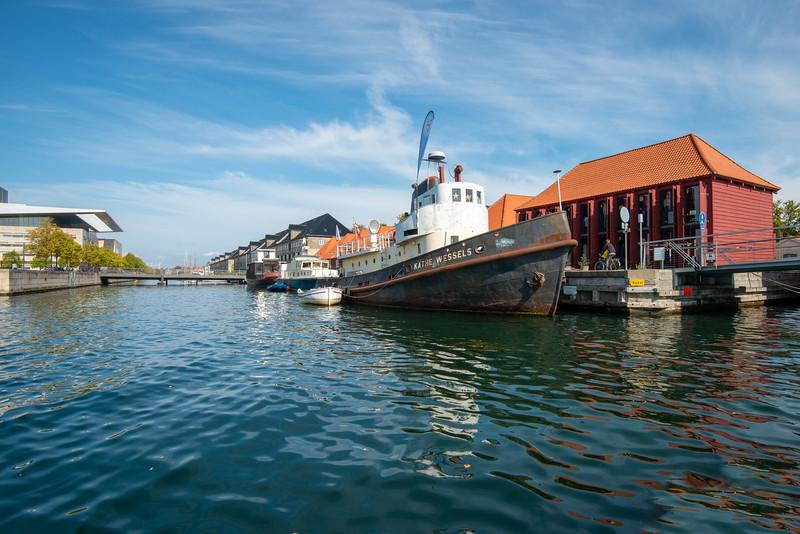 Holmen. Copenhagen, København, Denmark.