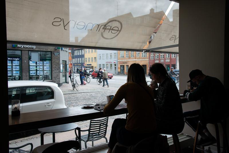 Espresso House - Christianshavn at Copenhagen, København, Denmark