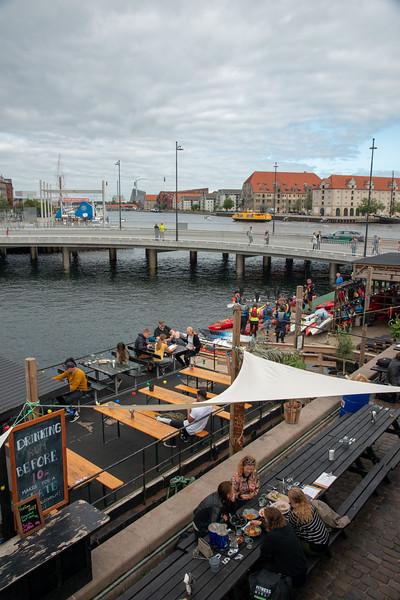 Kayak Bar, Børskaj, Copenhagen, København, Denmark