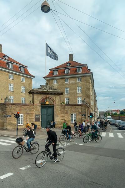 Kronprinsessegade (Sølvgade), Copenhagen, Denmark