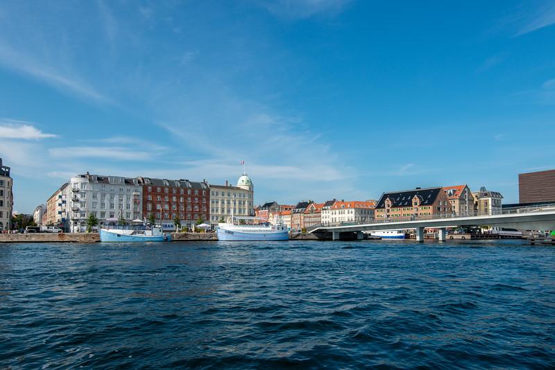 Nyhavn (Københavns Havn). Copenhagen, København, Denmark.