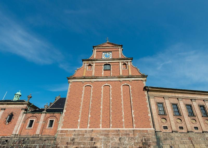 Church of Holmen, Holmens Kirke. Copenhagen, København, Denmark.