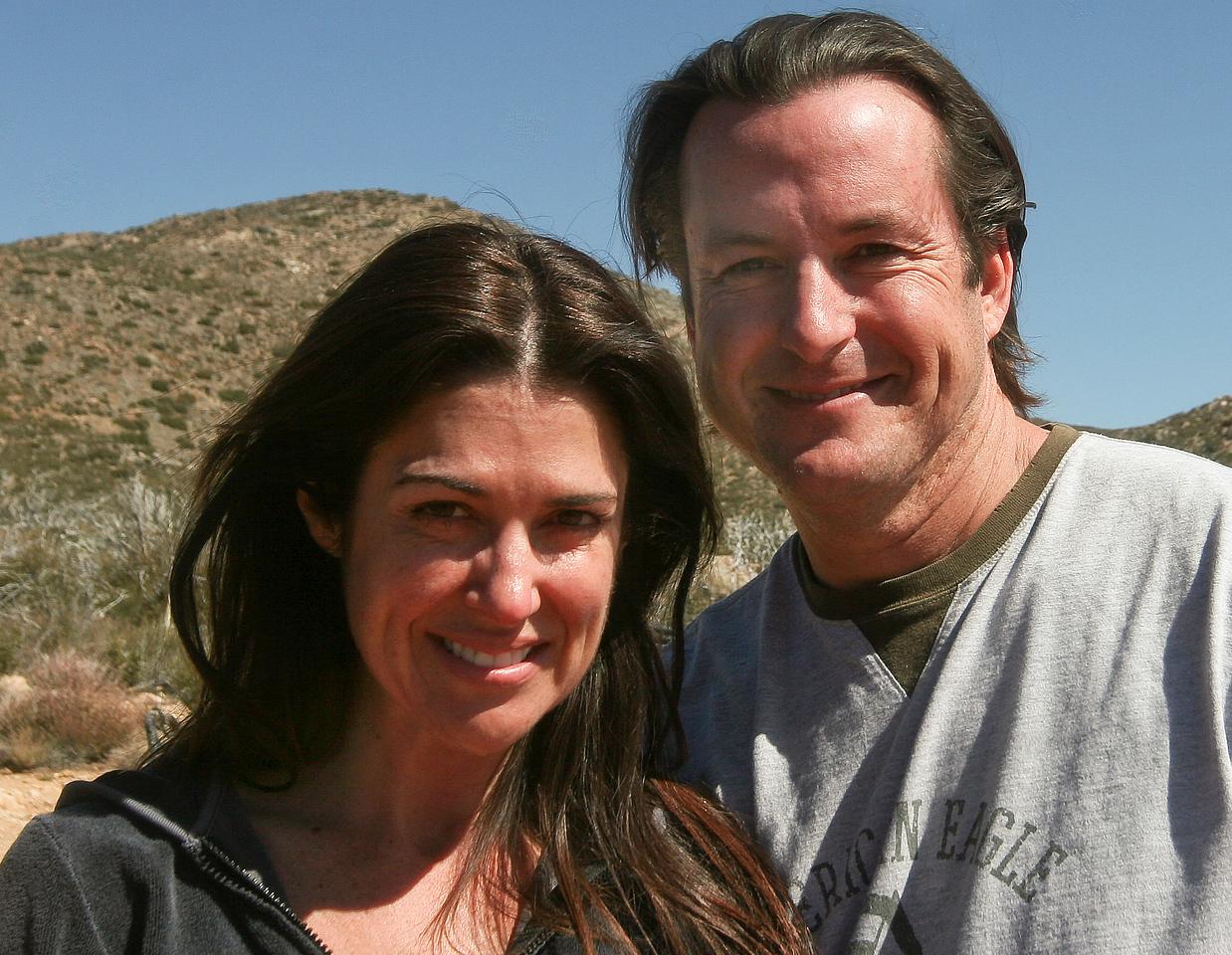 Michelle and Robin Bentler