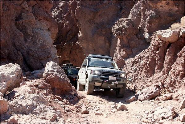 Calico - Doran Canyon