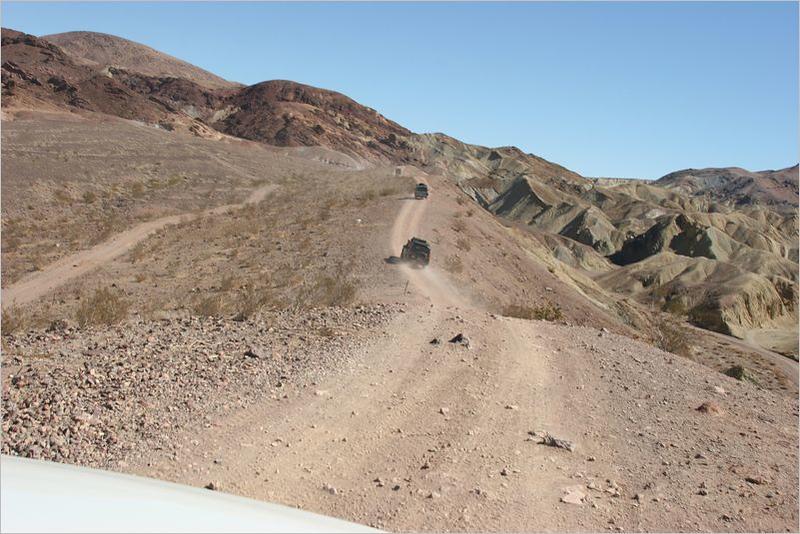Along the canyon Rim