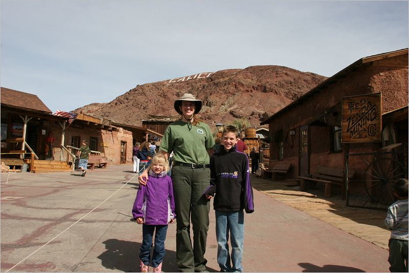 Woods Family in Calico