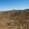 Massive mine works all around Government Peak