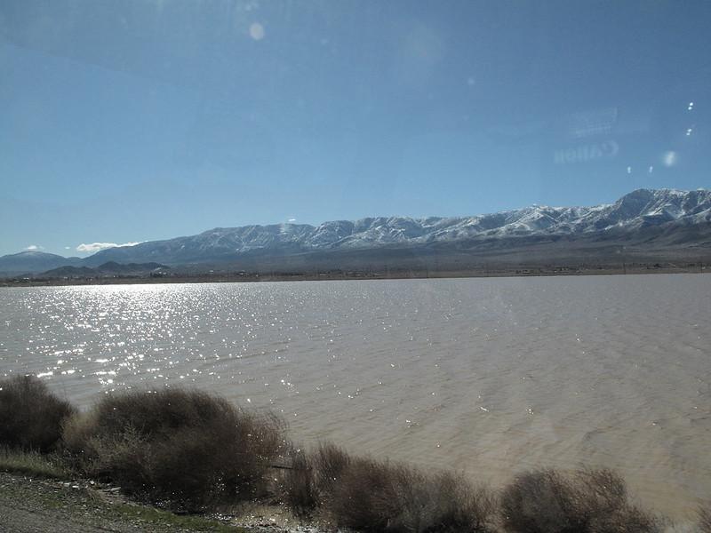 Dry lake?