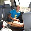 Megan is an awesome traveller!