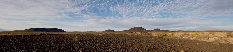 Cima lava field volcanic region.<br /> (1900 pixels wide)