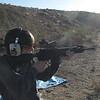 Trevor shoots the AR-15 .223