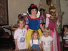 Snow White dwarfed the kids...ugh, sorry. :(