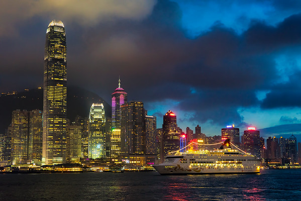 Hong Kong Cruise