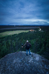 Goose Bay viewpoint, Labrador
