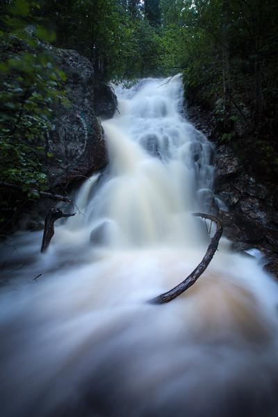 Waterfall, Goose Bay
