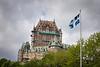 Chateau Frontenac, Quebec, Quebec.