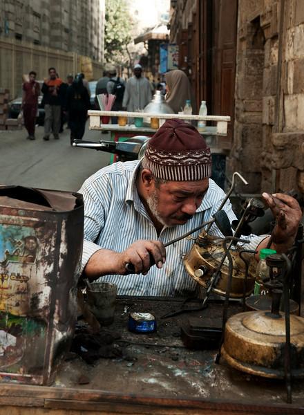 Street scene behind the Al-Azhar Mosque Cairo.<br /><br /><br /><br /><br /><br /><br /><br /><br /> <br /><br /><br /><br /><br /><br /><br /><br /><br /> Egypt, 2010.