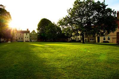 College Green, Worcester