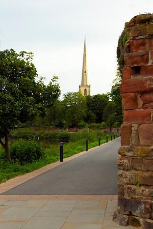 River Severn, Worcester