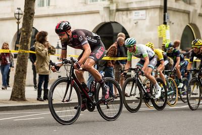 Tour of Britain, London