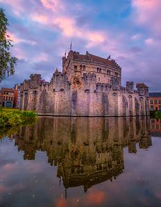 Gravensteen – Ghent, Belgium