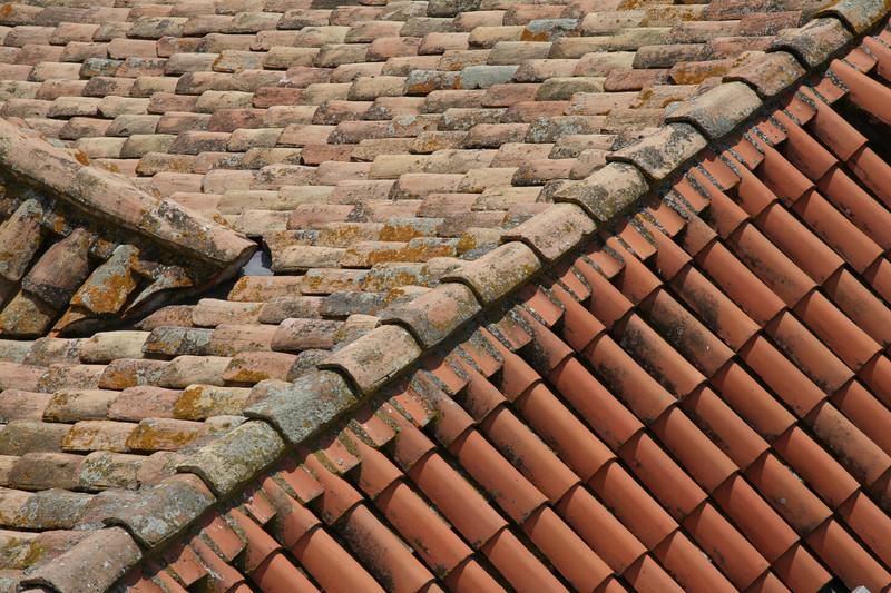 Rooftop Texture