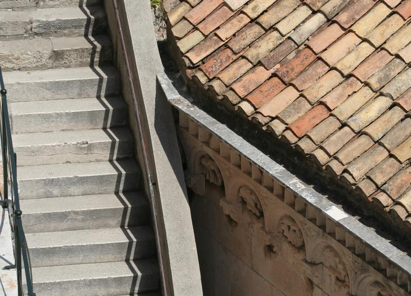Gutters adn Stairs