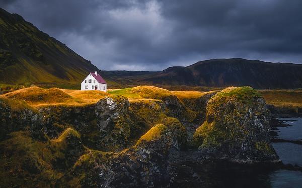 Arnarstapi – Snaesfellnes Peninsula, Iceland