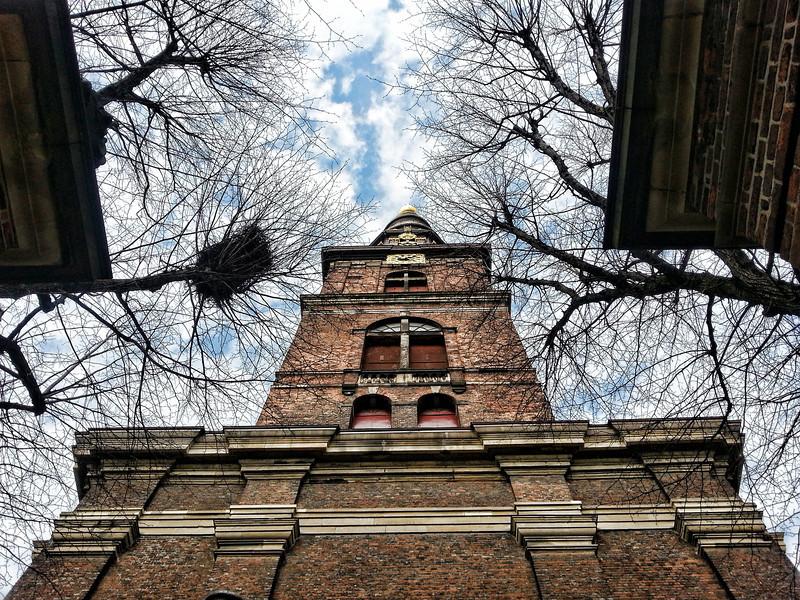 Copenhagen Church of our Savior