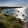 Pointe du Hoc Cliffs