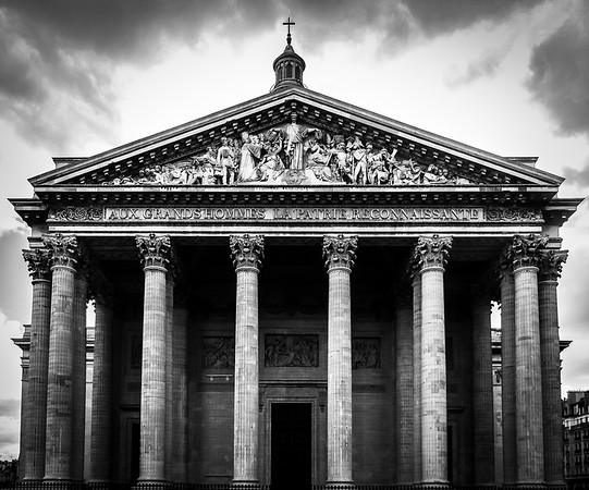 The Panthéon – Paris, France