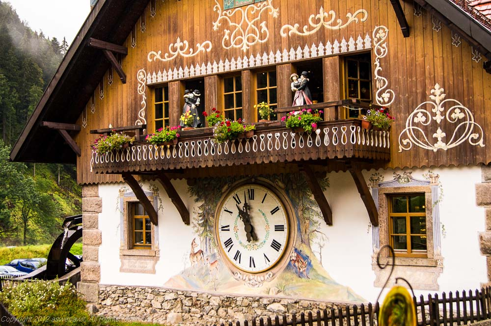 souvenir shop in Black Forest