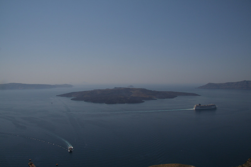 Santorini Ferries