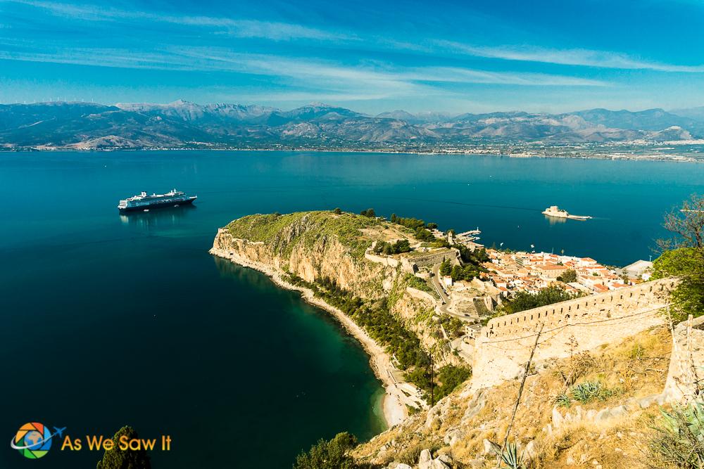 Greece's Adriatic coastline
