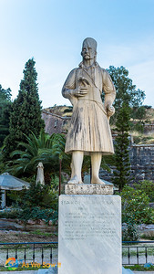 Statue of Staikos Staikopoulos