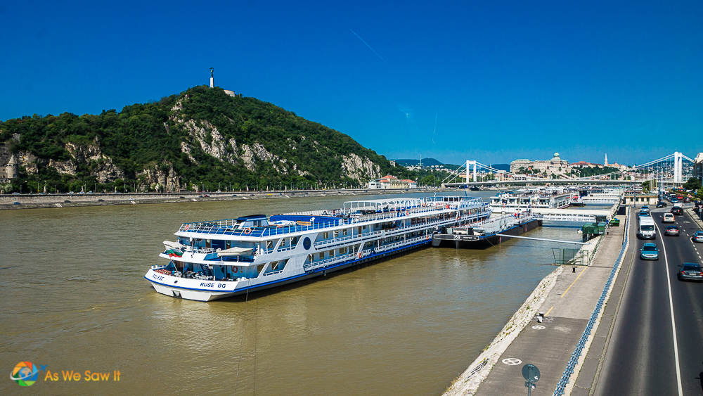 River cruising provides a great way of cruising for those with sensitive stomachs.