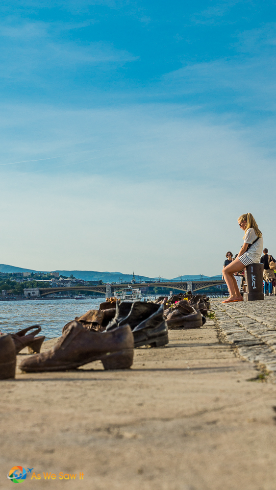 Shoes on the Danube monument, Budapest's way to remember a Jewish massacre during WW2