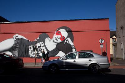 Street Art Cork