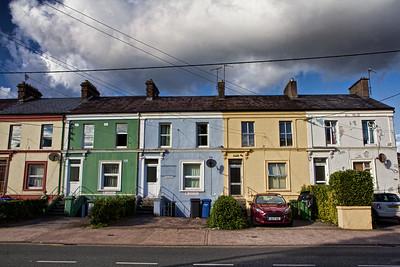 Row Houses in Cork City