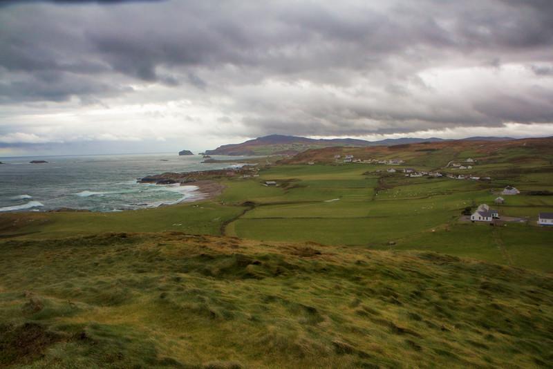 Malin Head View Wild Atlantic Way