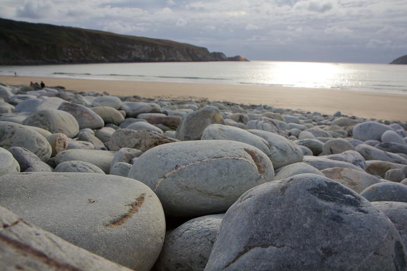Beach near Ballynaule on Mizen Head
