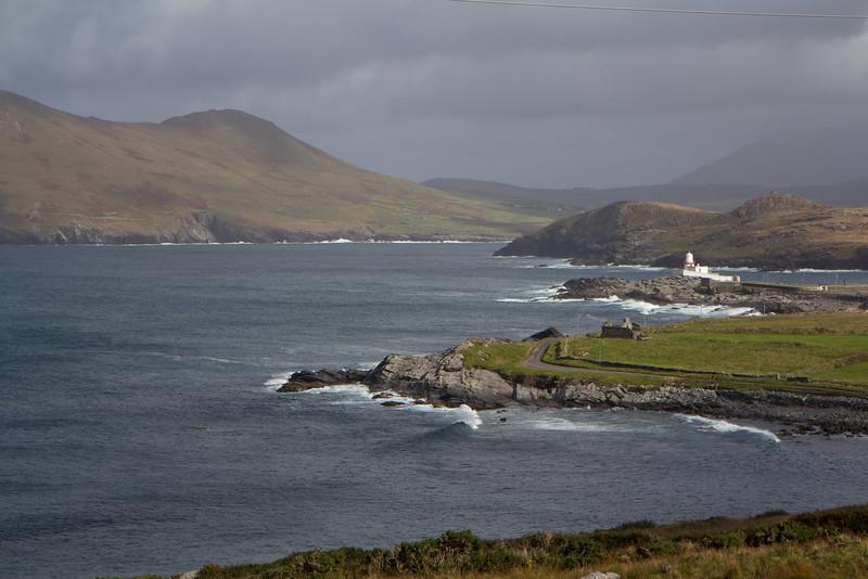 Lighthouse on Valentia Island