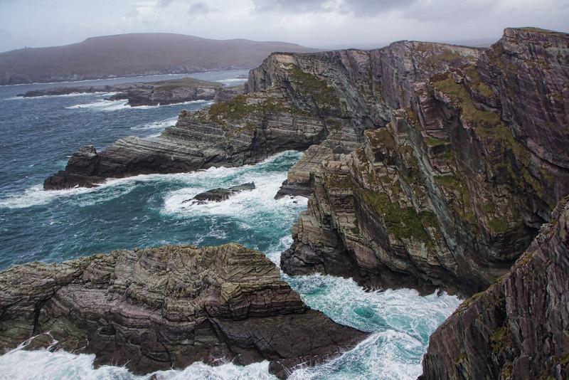 Kerry Cliffs Wild Atlantic Way