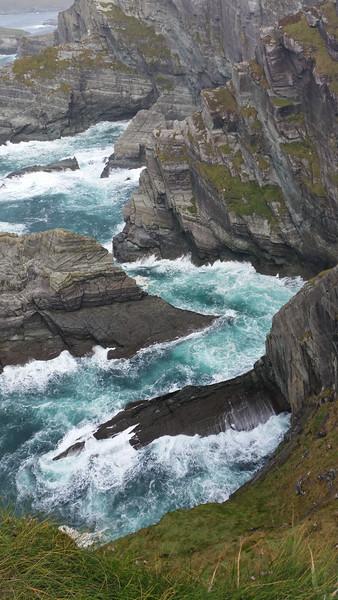 Kerry Cliffs on the Wild Atlantic Way