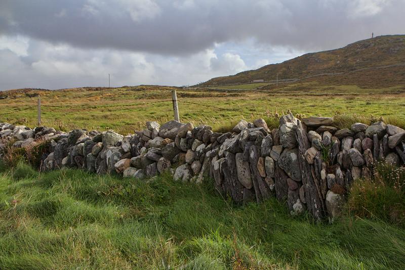 stone wall valentia island