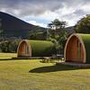 Kells Bay Camping huts
